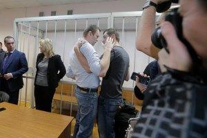 Навального заарештували на 15 діб