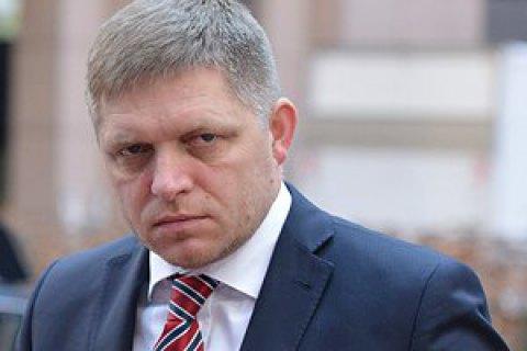 Парламент Словакии отказался вынести вотум недоверия премьер-министру