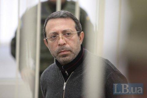 Суд продлил Корбану срок содержания под стражей до 15 апреля