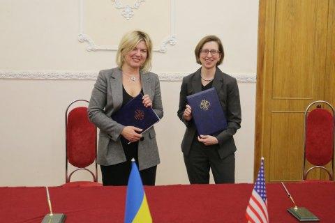 Україна та США підписали протокол про оборонну співпрацю