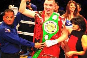 Українець Шабранському здобув перший титул на профірингу