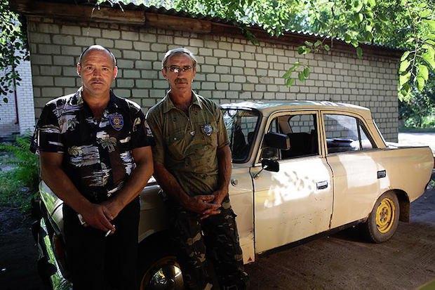 Кадр из фльима Украинские шерифы
