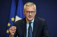 В Україну з візитом прибув міністр фінансів Франції