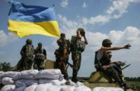Силы АТО пытаются изолировать районы прорыва террористов на Донбассе