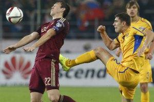 Збірна Росія осоромилася в матчі проти Казахстану