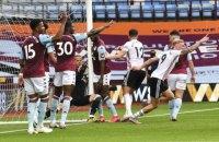 Впервые в истории Английской Премьер-Лиги система Hawk-Eye не распознала чистый гол