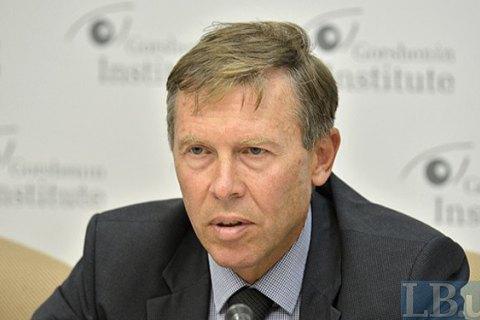 Савченко почала свій політичний проект, - Соболєв