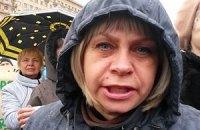 Женщину, добивавшую харьковского активиста, отправили под домашний арест