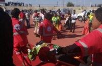На мітингу біля президента Зімбабве стався вибух