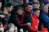 """Сольск'яер укотре переписав історичне досягнення """"Манчестер Юнайтед"""""""