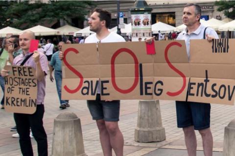 Украинская диаспора в Америке проведет однодневную голодовку в поддержку Сенцова