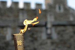 У Великобританії запалили вогонь Параолімпіади-2012