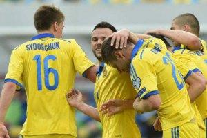 Украина обыграла Люксембург в отборе на Евро-2016