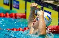 Украинские пловцы выиграли два золота ЧЕ