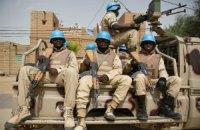 Базу миротворцев ООН атаковали в Мали (обновлено)