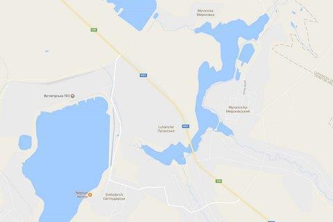 Мироновка и Луганское подверглись обстрелу