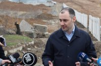 Укравтодор приступил к строительству новой дороги в Одесский порт