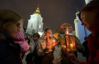 До Києва привезли Вифлеємський вогонь миру