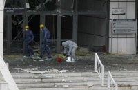 В Греции возле офиса Минобороны взорвалась бомба