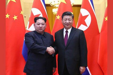 Пекін підтвердив інформацію про візит Кім Чен Ина