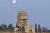 Израиль потратил $30 млн на перехват палестинских ракет