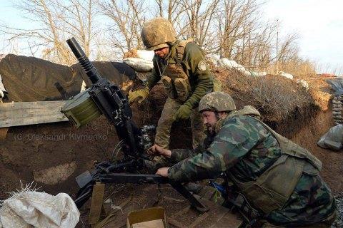Боевики на Донбассе совершили 9 обстрелов, без потерь