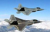 ВПС США двічі піднімали винищувачі F-22 через російські навчання біля Гаваїв