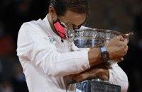 Надаль і Джокович встановили відразу чотири досягнення в фіналі Roland Garros