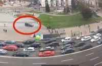 Винуватцю смертельної ДТП у центрі Києва повідомили про підозру