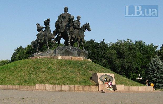 Пам'ятник козацькій перемозі під Жовтими Водами