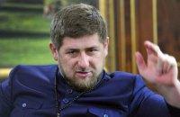 Кадырова заблокировали в Instagram и Facebook