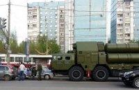 """В РФ зенитно-ракетный комплекс протаранил полицейский автомобиль """"ВАЗ"""""""