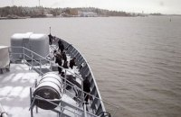 У Балтійському морі загинув український моряк, який випав за борт торгового судна