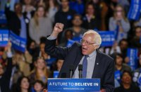 Сандерс виграв на попередніх виборах від демократів у Неваді