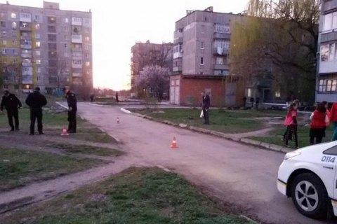 В Кропивницком произошла перестрелка между пассажирами двух иномарок