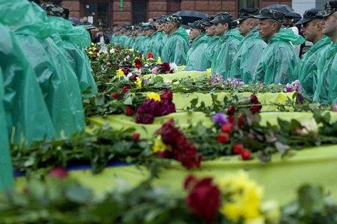 Військовослужбовець, який урятував на Донбасі свою дочку, помер сьогодні в Дніпрі