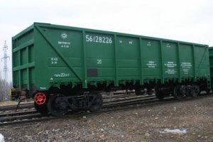 """""""Укрзалізниця"""" збільшила обсяг перевезень транзитних вантажів"""