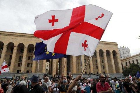 """""""Грузинская мечта"""" набрала во втором туре выборов около 90% голосов"""