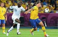 Швеция отправляет Францию на второе место