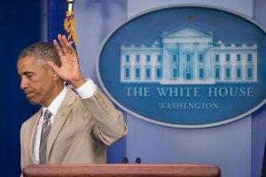 Обама скептически относится к прекращению огня на Донбассе