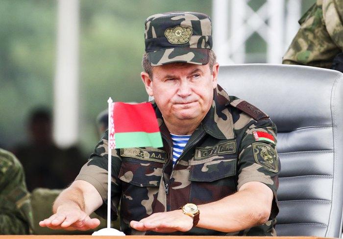 Госсекретаря Совета безопасности Андрей Равков