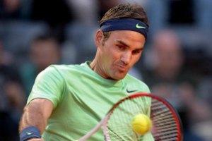 Федерер подкорректировал имидж после мадридского позора