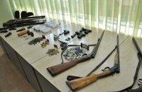 МВС вилучило у громадян 3 тис. одиниць вогнепальної зброї