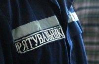 В Киеве произошел пожар в пятиэтажном доме, жителей эвакуировали