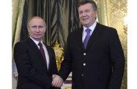 Янукович в інтерв'ю російському каналу: ніхто Майдан зброєю не розганяв