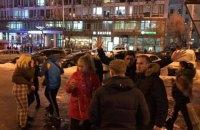 В центре Киева подростки жестоко избили мужчину