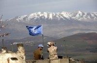 США поддержали Израиль в конфликте с союзниками Асада