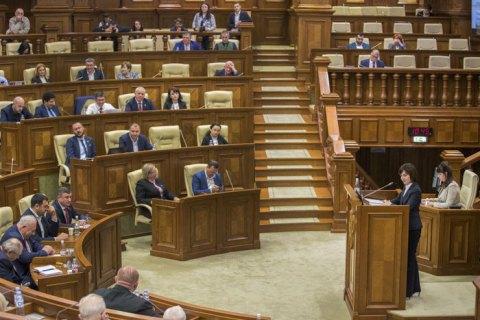 Партія соціалістів Молдови вирішила сформувати міноритарний уряд