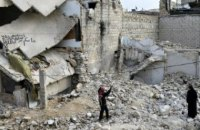 Жертвами российских авиаударов по Алеппо за два дня стали 58 человек