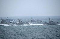 Украина планирует до конца года создать военно-морскую базу в Азовском море